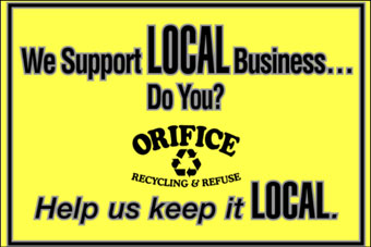 support local business Metro West MA